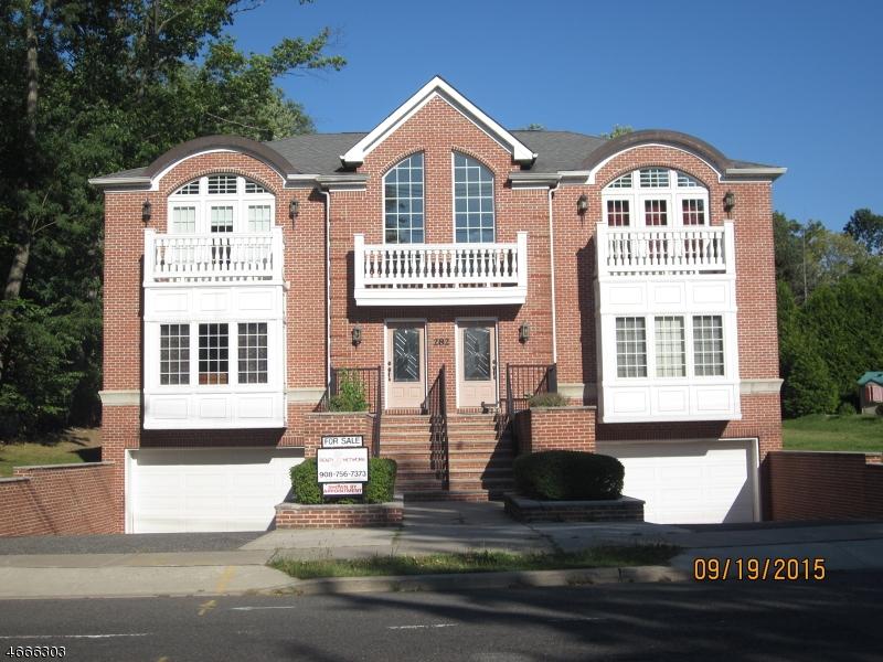 Частный односемейный дом для того Аренда на 282 South Street New Providence, Нью-Джерси 07974 Соединенные Штаты