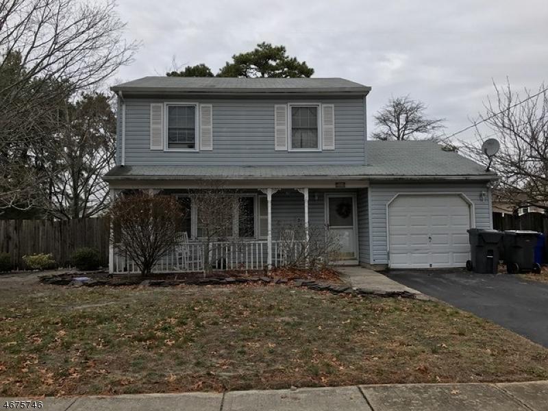 Tek Ailelik Ev için Satış at 504 Adamston Road Brick Township, New Jersey 08723 Amerika Birleşik Devletleri