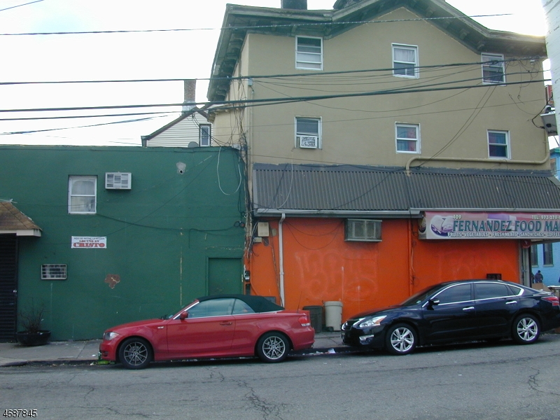 Commercial for Sale at 409-411 StreetRAIGHT Street Paterson, 07503 United States