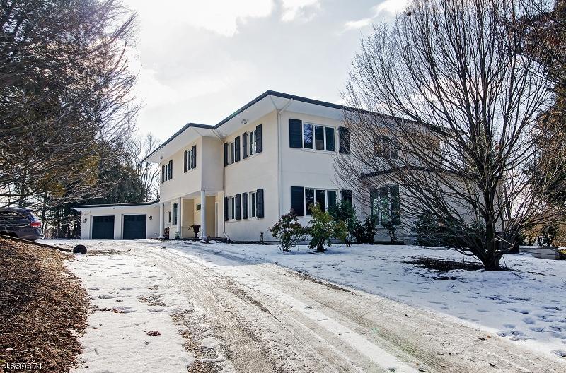 Частный односемейный дом для того Аренда на 52 Kitchell Road Morristown, Нью-Джерси 07960 Соединенные Штаты