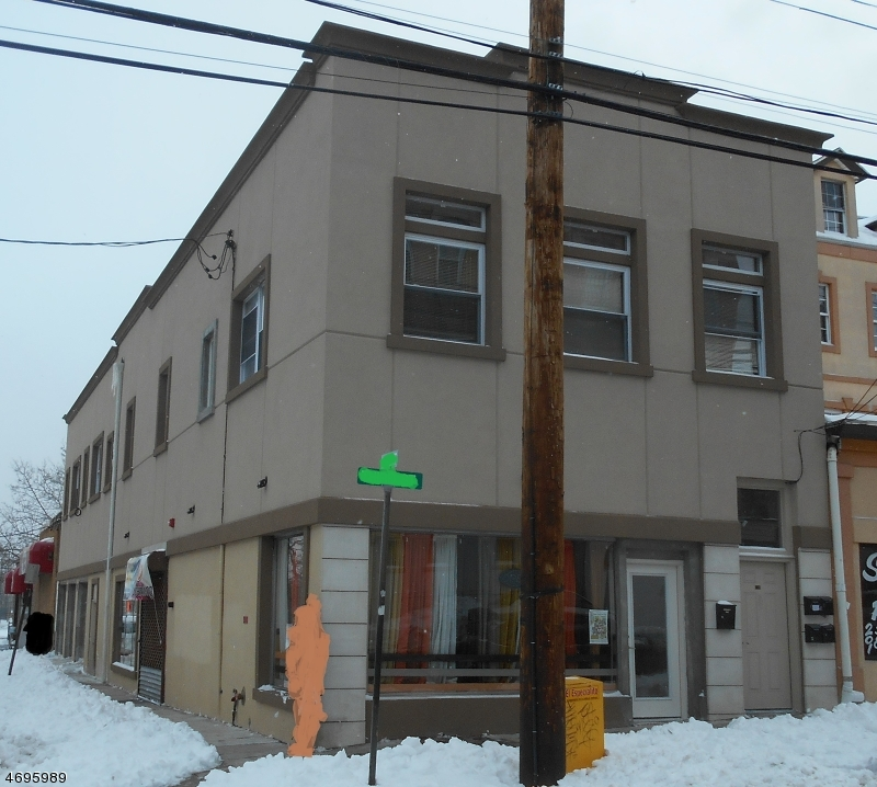 Commercial for Sale at 126 3rd Street Passaic, New Jersey 07055 United States