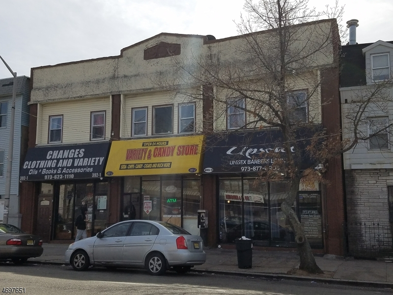 Commercial for Sale at 392-394 S ORANGE Avenue Newark, 07103 United States
