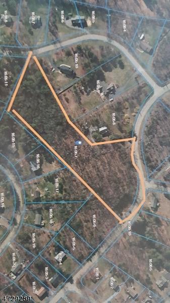 Terreno por un Venta en 115 Overlook Drive Montague, Nueva Jersey 07827 Estados Unidos