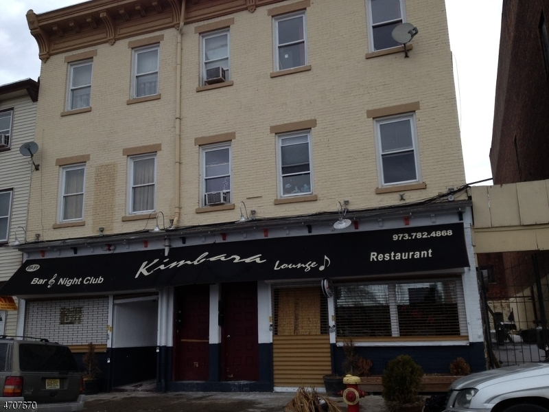 Commercial for Sale at 89 Prospect St , Paterson, 07505 United States