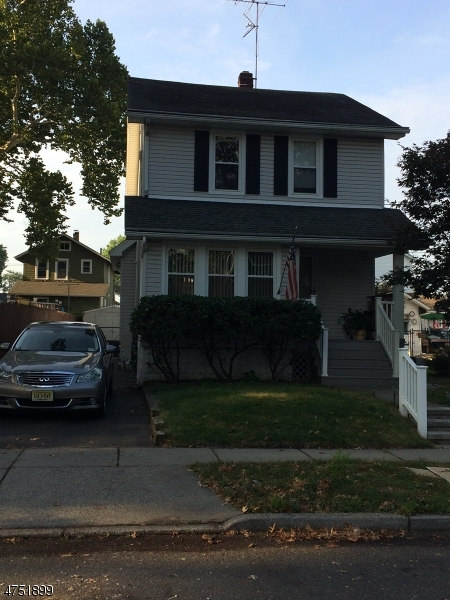 Single Family Home for Sale at 163 Oak Ridge Avenue Nutley, New Jersey 07110 United States