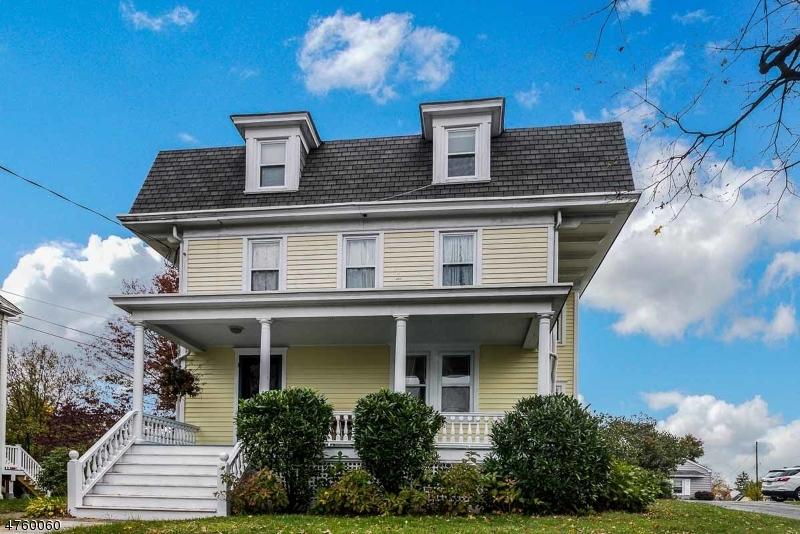 Maison avec plusieurs logements pour l Vente à 178 Main Street Flemington, New Jersey 08822 États-Unis