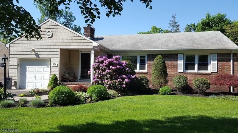 一戸建て のために 売買 アット 964 Crescent Drive 964 Crescent Drive Rahway, ニュージャージー 07065 アメリカ合衆国
