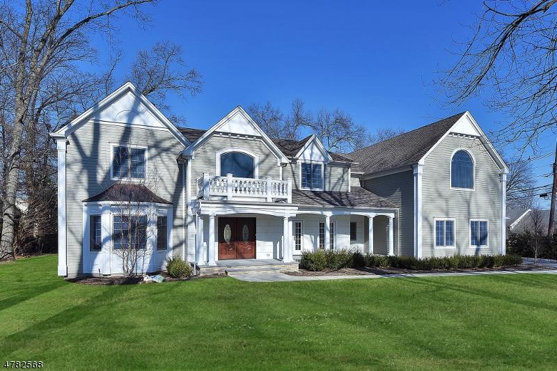 Maison unifamiliale pour l Vente à 205 Lotte Road Ridgewood, New Jersey 07450 États-Unis