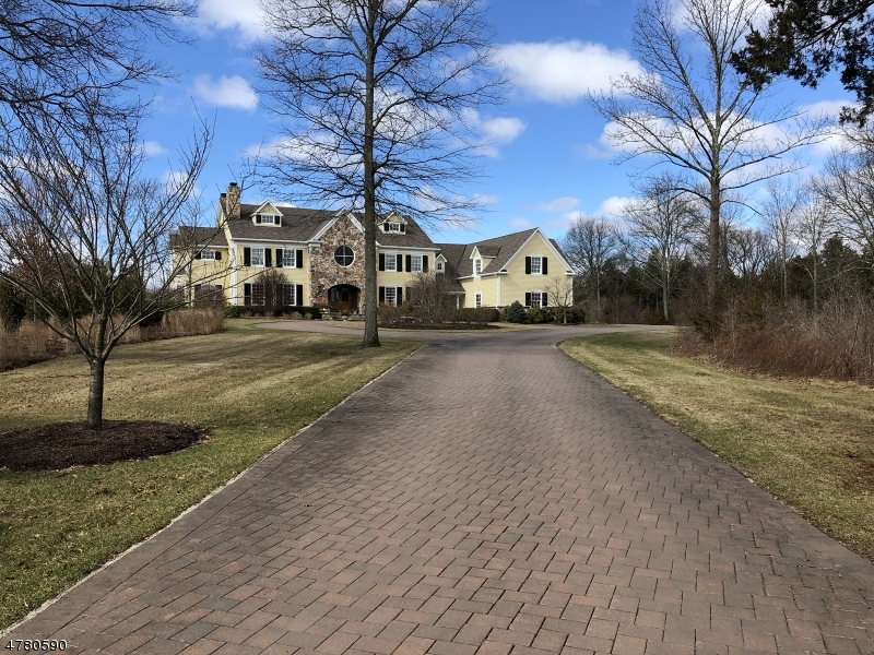 Single Family Home for Sale at 1200 Cowperthwaite Road Bedminster, New Jersey 07921 United States