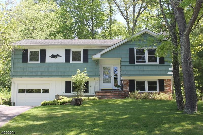 Частный односемейный дом для того Продажа на 51 Westgate Drive Sparta, Нью-Джерси 07871 Соединенные Штаты