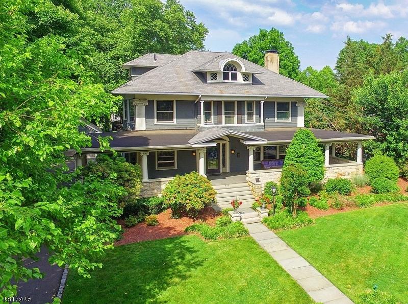 Casa Unifamiliar por un Alquiler en 625 WESTFIELD Avenue Westfield, Nueva Jersey 07090 Estados Unidos