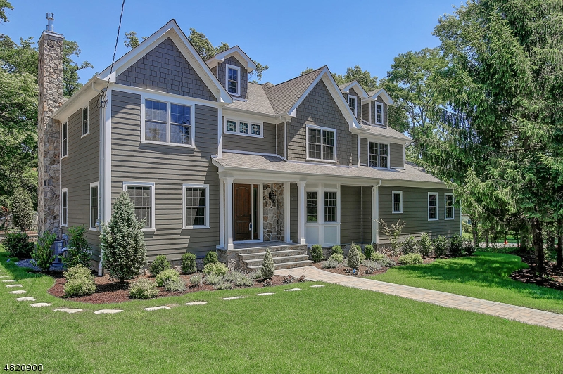 Single Family Home for Sale at 110 Wychwood Rd 110 Wychwood Rd Westfield, New Jersey 07090 United States