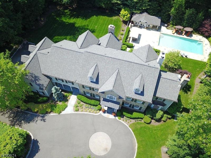 Частный односемейный дом для того Продажа на 316 SLEEPY HOLLOW Lane Franklin Lakes, Нью-Джерси 07417 Соединенные Штаты