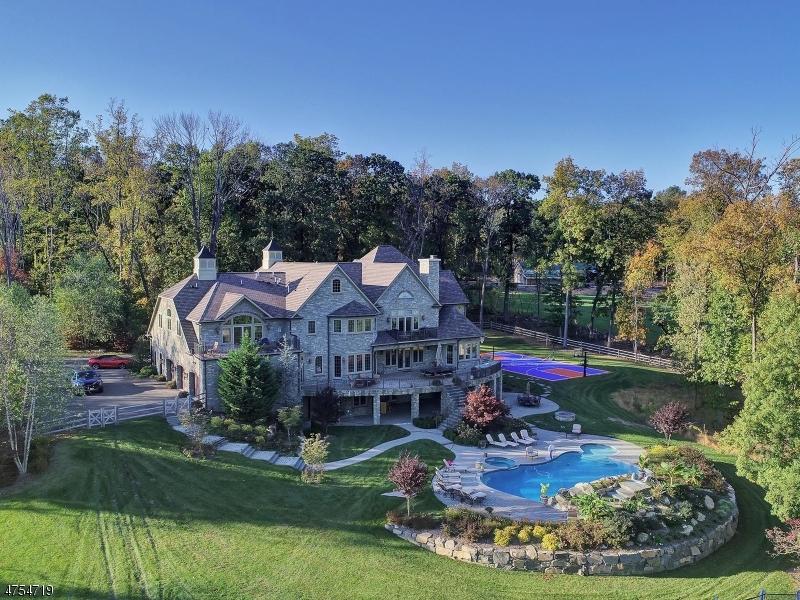 Tek Ailelik Ev için Satış at 7 HALL Road Chester, New Jersey 07930 Amerika Birleşik Devletleri