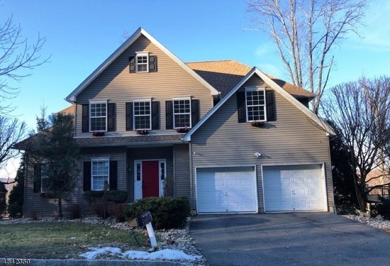 Enfamiljshus för Försäljning vid 34 BOWERS Drive Allamuchy, New Jersey 07840 Förenta staterna