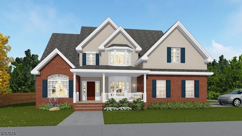 Maison unifamiliale pour l Vente à Amelia Way Pittstown, New Jersey 08867 États-Unis