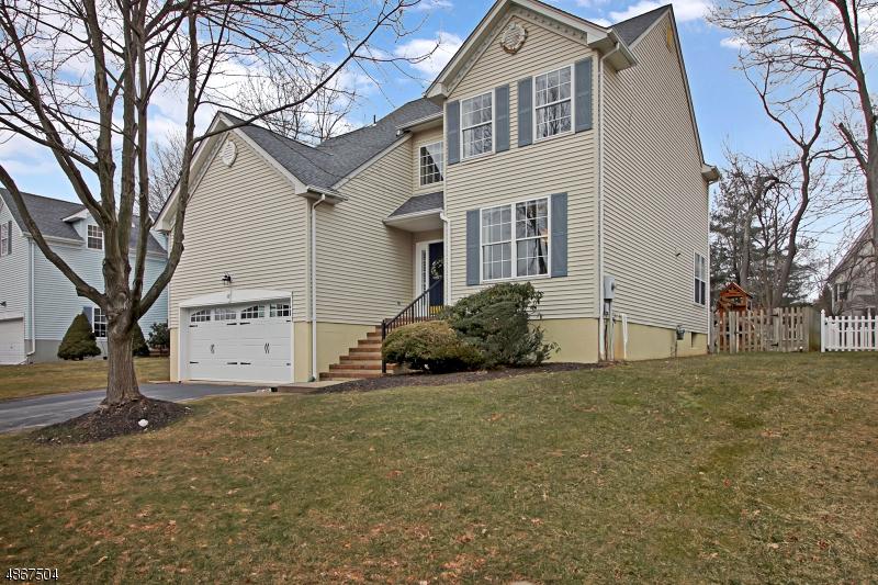 Casa Unifamiliar por un Venta en 17 HUNTLEY WAY Bridgewater, Nueva Jersey 08807 Estados Unidos
