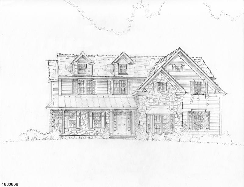 Maison unifamiliale pour l Vente à 20 TURTLE Road Morris Township, New Jersey 07960 États-Unis