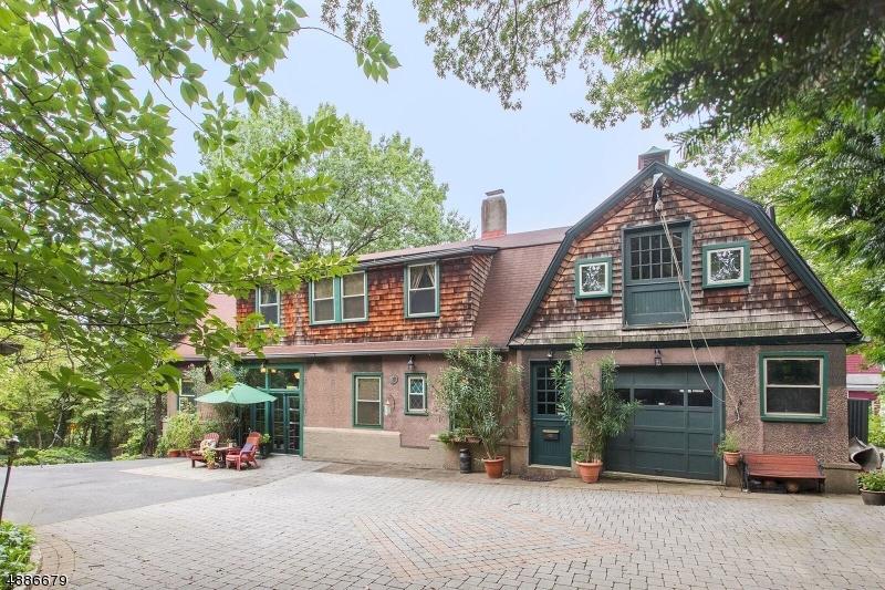 Частный односемейный дом для того Продажа на Address Not Available Nutley, Нью-Джерси 07110 Соединенные Штаты