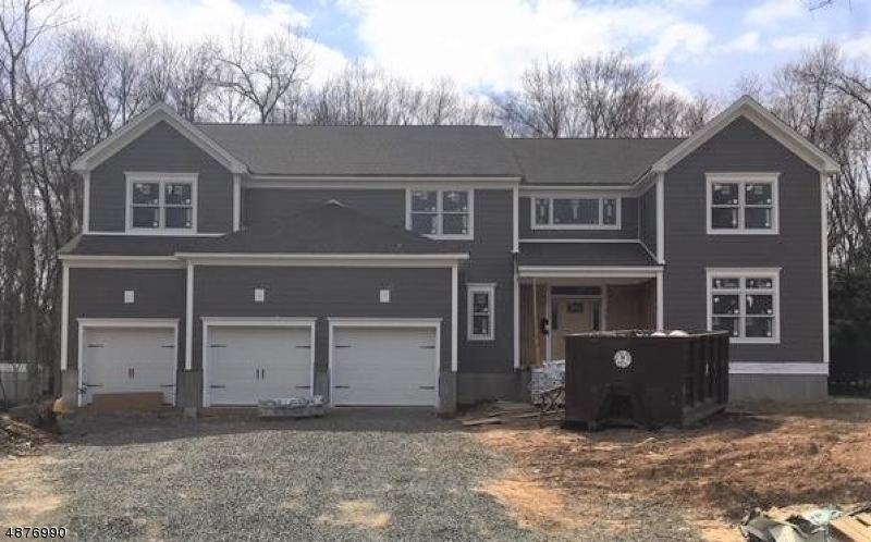 Частный односемейный дом для того Продажа на 45 ROGERS Avenue Berkeley Heights, Нью-Джерси 07922 Соединенные Штаты