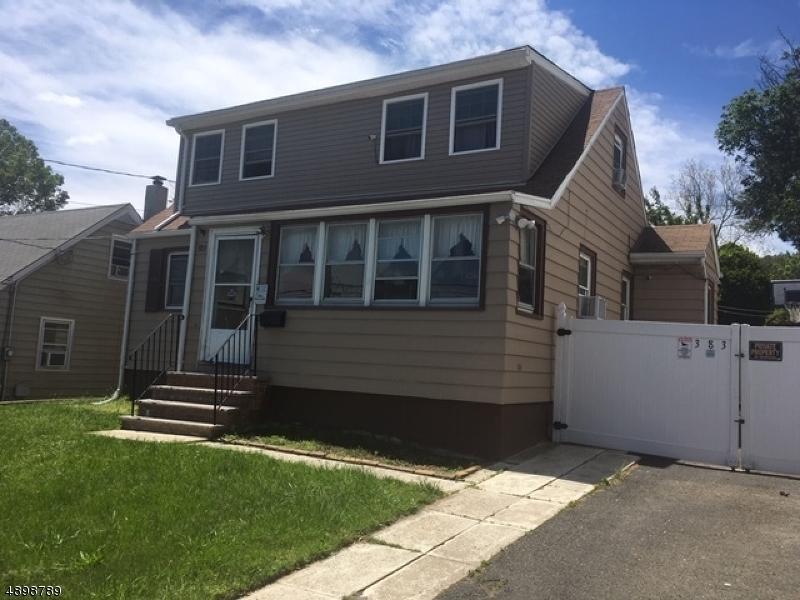 Enfamiljshus för Försäljning vid Haledon, New Jersey 07508 Förenta staterna