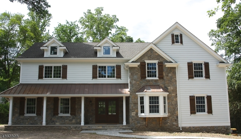 single family homes pour l Vente à Morris Township, New Jersey 07960 États-Unis