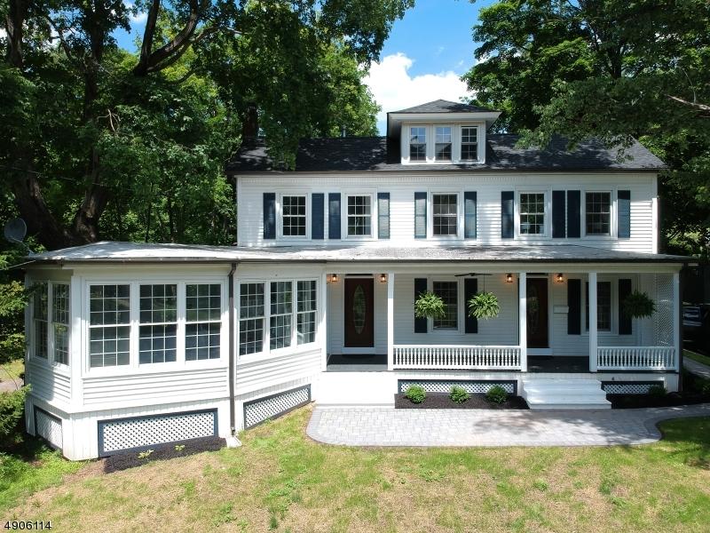 Single Family Homes för Försäljning vid Frenchtown, New Jersey 08825 Förenta staterna