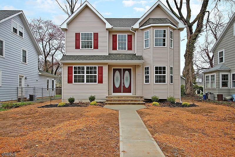 Частный односемейный дом для того Продажа на 559 Central Avenue Bound Brook, 08805 Соединенные Штаты
