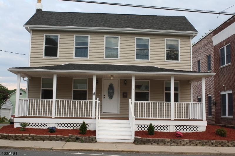 Maison unifamiliale pour l à louer à 147 W Washington Avenue Washington, New Jersey 07882 États-Unis