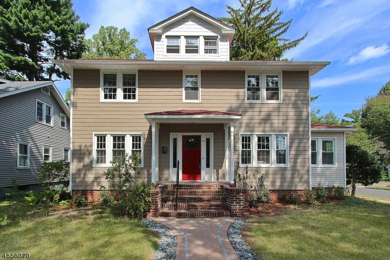 独户住宅 为 销售 在 184 Tooker Avenue 斯普林菲尔德, 07081 美国