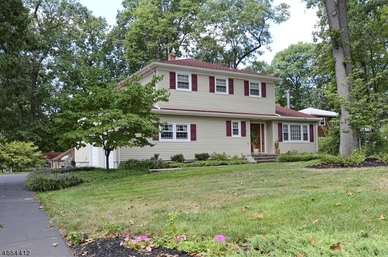 Casa Unifamiliar por un Venta en 6 Fern Court Bridgewater, Nueva Jersey 08807 Estados Unidos