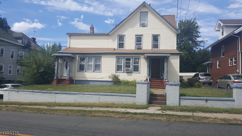 Multi-Family Home for Sale at 488 Broadway Passaic, New Jersey 07055 United States