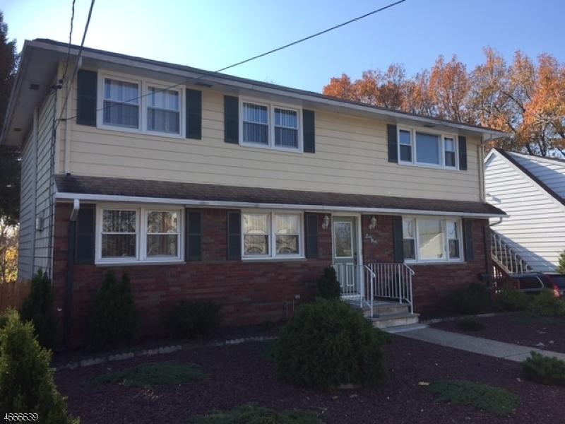 Частный односемейный дом для того Аренда на 63 Woodrow Avenue Woodland Park, 07424 Соединенные Штаты