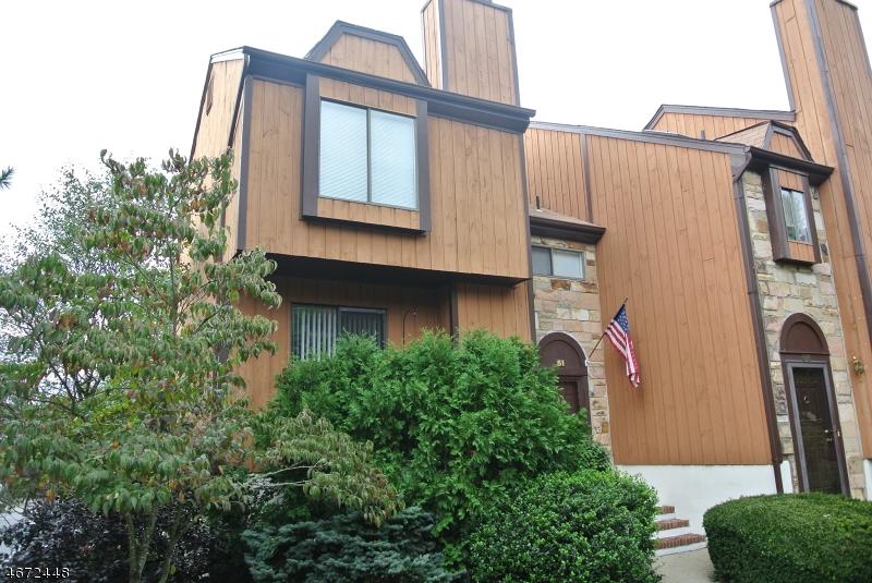 独户住宅 为 出租 在 51 Bennington Sq 哈克特斯镇, 07840 美国