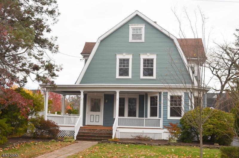 Частный односемейный дом для того Продажа на 568 Church Street Bound Brook, 08805 Соединенные Штаты