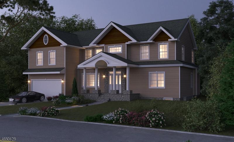Частный односемейный дом для того Продажа на 255 Old Tote Road Mountainside, Нью-Джерси 07092 Соединенные Штаты
