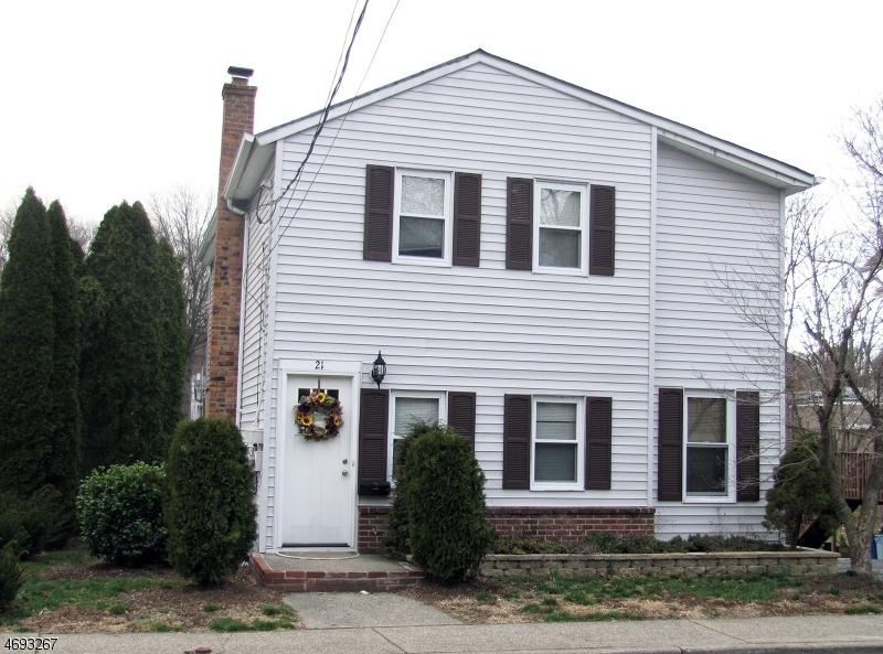 独户住宅 为 出租 在 21 Cobb Place 莫里斯敦, 新泽西州 07960 美国