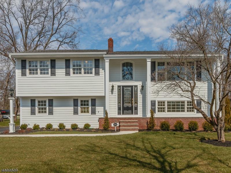 独户住宅 为 销售 在 1561 Springfield Avenue 新普罗维登斯岛, 新泽西州 07974 美国