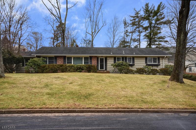 Casa Unifamiliar por un Venta en 34 Arcadia Road Allendale, Nueva Jersey 07401 Estados Unidos