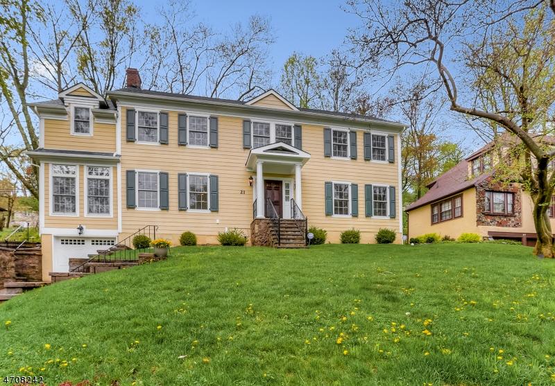 Casa Unifamiliar por un Venta en 21 Harding Drive South Orange, Nueva Jersey 07079 Estados Unidos