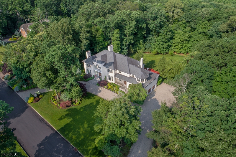 Maison unifamiliale pour l Vente à 8 Willow Woods Trail Warren, New Jersey 07059 États-Unis