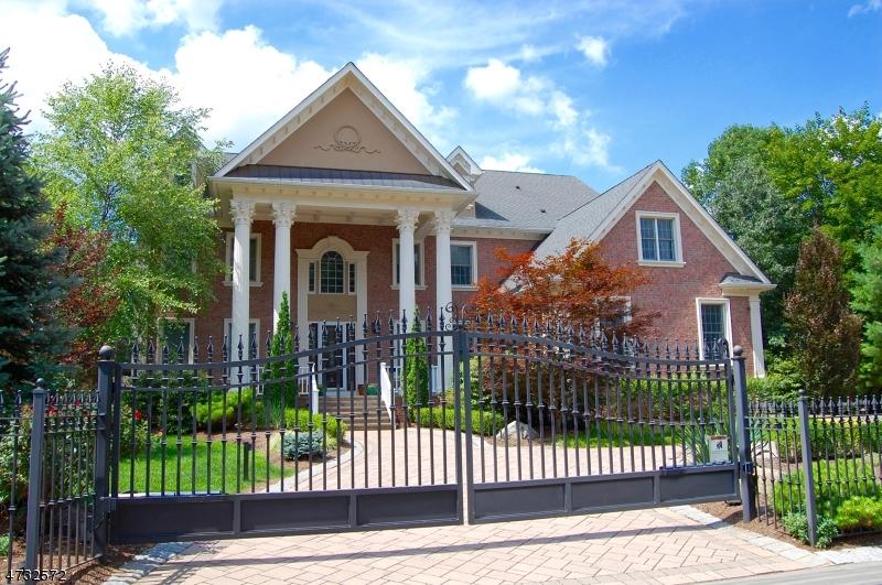 Частный односемейный дом для того Продажа на 7 Ogden Place Morristown, 07960 Соединенные Штаты