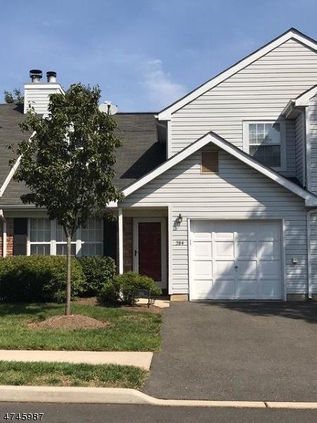Casa Unifamiliar por un Alquiler en 284 Waterlou Court Franklin, Nueva Jersey 08873 Estados Unidos