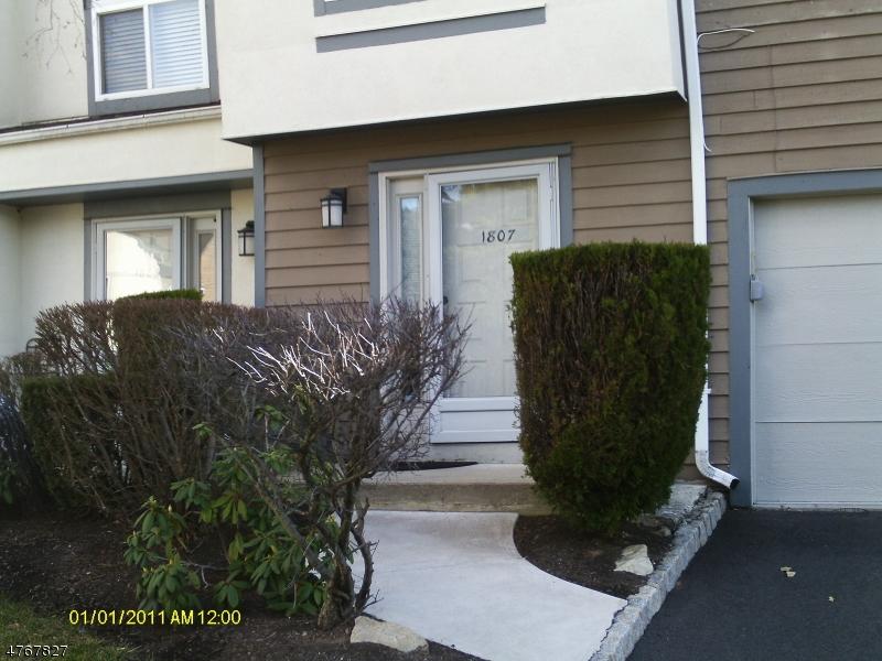 Casa Unifamiliar por un Alquiler en 1807 PARK PLACE Springfield, Nueva Jersey 07081 Estados Unidos