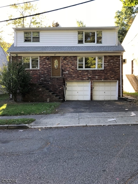 Single Family Home for Rent at 67 Sherwood Avenue Haledon, New Jersey 07508 United States