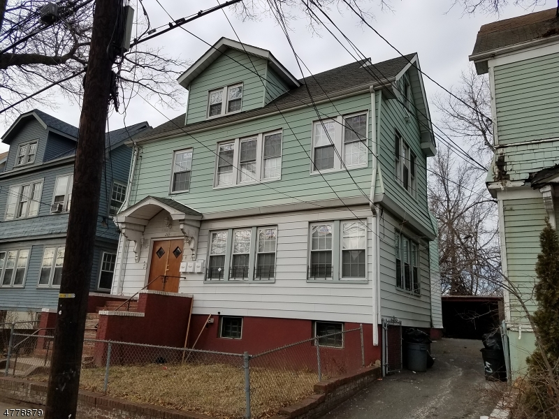 Multi-Family Home for Sale at Address Not Available Newark, New Jersey 07112 United States