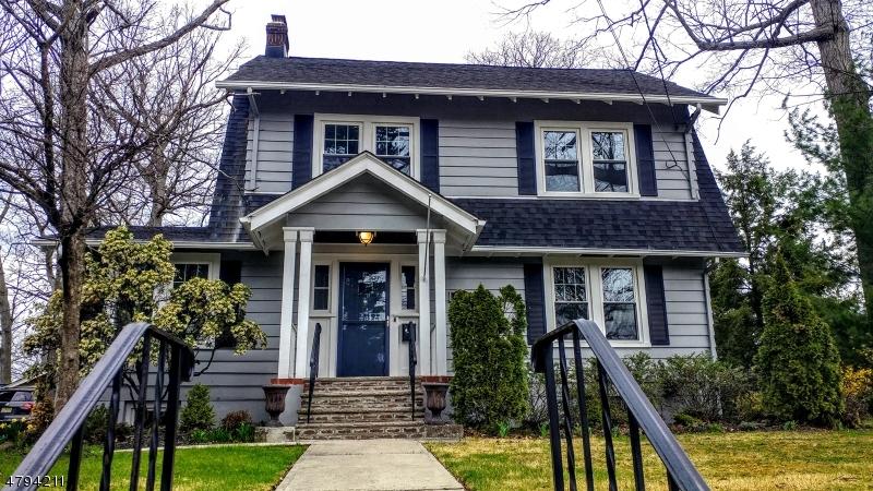 Частный односемейный дом для того Аренда на 236 Grove Street Westfield, Нью-Джерси 07090 Соединенные Штаты