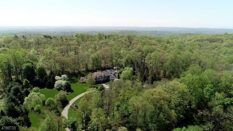 Частный односемейный дом для того Продажа на 46 Post Lane Bernardsville, Нью-Джерси 07924 Соединенные Штаты