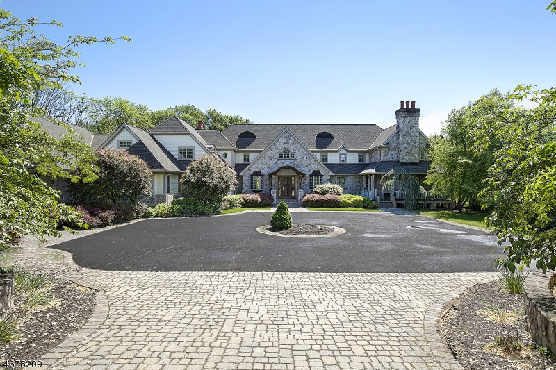 独户住宅 为 出租 在 14 SPRINGCROFT Road Mendham, 新泽西州 07931 美国