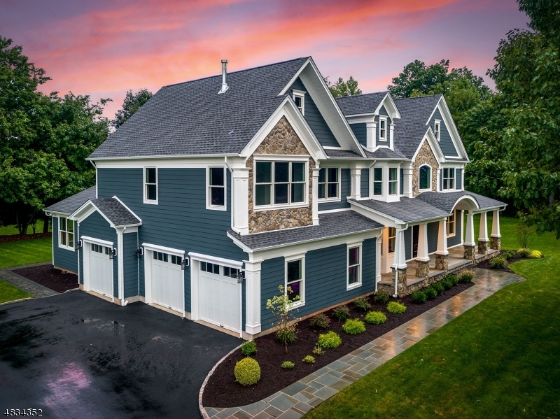 Single Family Home for Sale at 12 STONELEIGH DRIVE 12 STONELEIGH DRIVE Scotch Plains, New Jersey 07076 United States